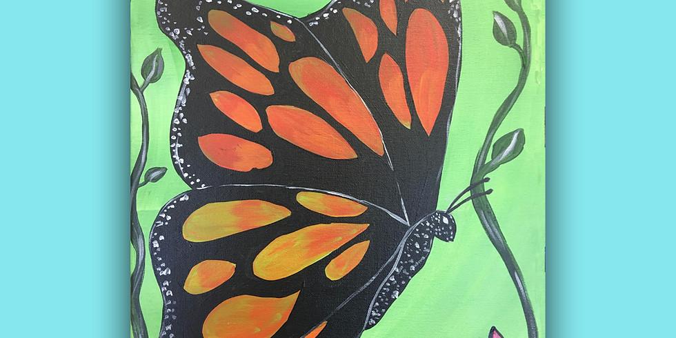 Kids Class - Butterfly