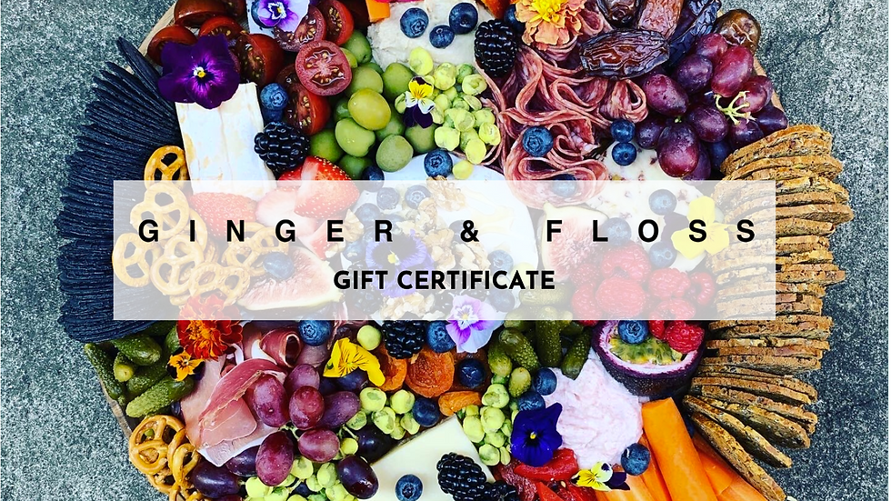 Gift Certificate - $180.00