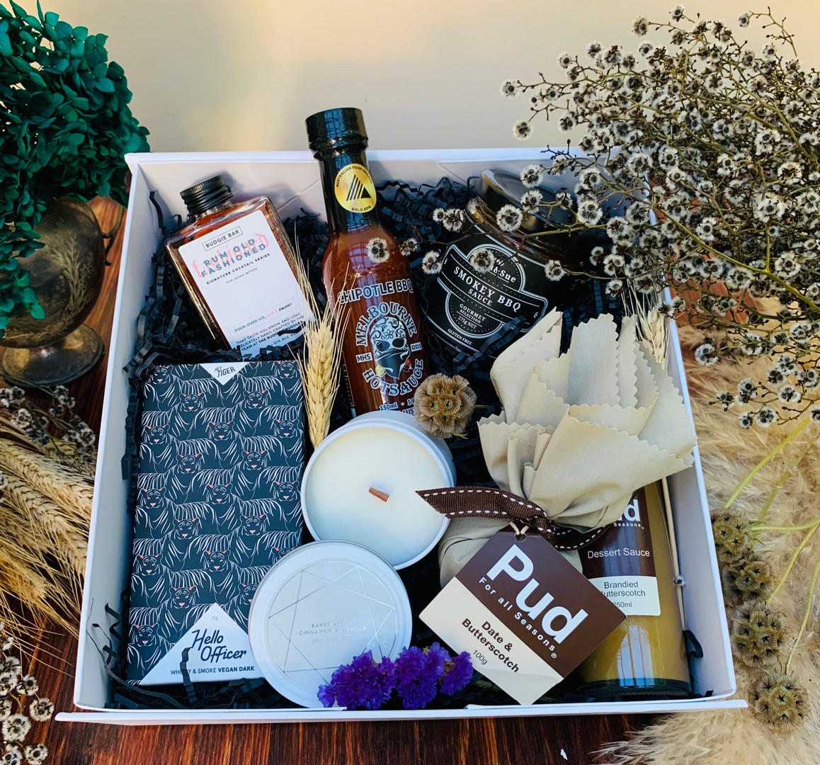 The Luxe Man Christmas Box