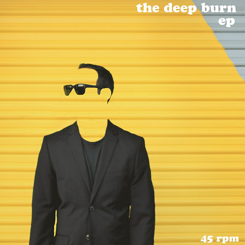 The Deep Burn EP (Vinyl)