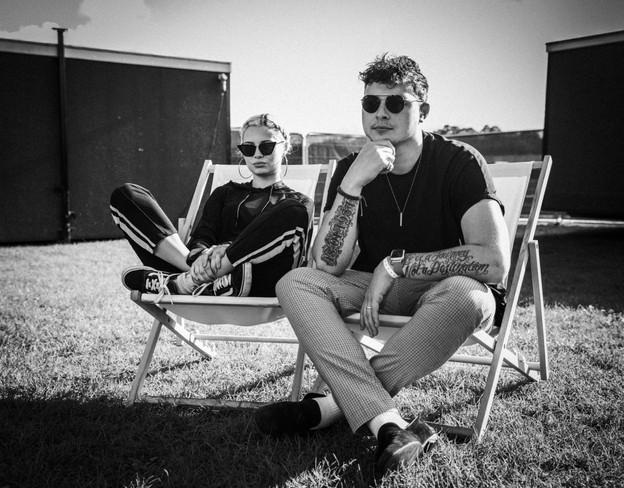 Nina Nesbitt & John Newman for Fusion Festival