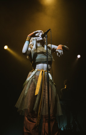 Aurora at O2 Forum Kentish Town