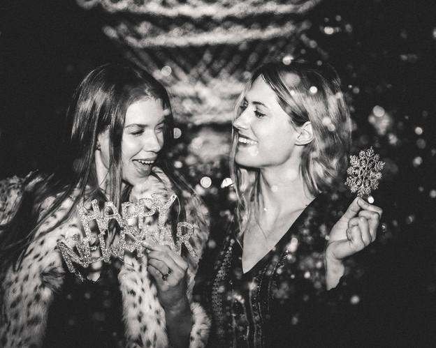 Emelie and Katrin