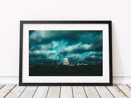 'St. Pauls, London'