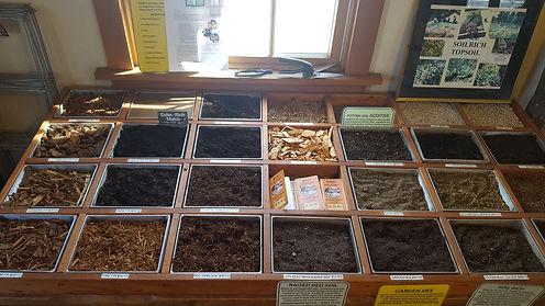 Bark & Soil Sample Tray
