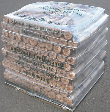 Home Prest Logs - Full Pallet