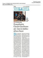 20181129_La Gazzetta Del Mezzogiorno (No