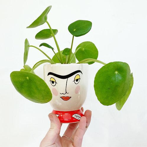 Fancy Frida Planter