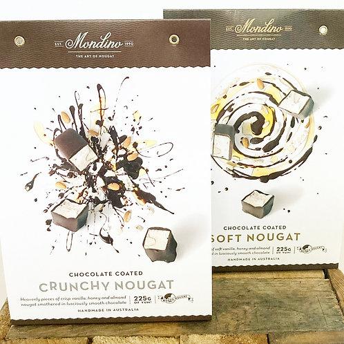 Mondino Chocolate Coated Nougat