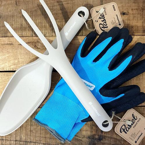 PASTEL Gardening Tool Gift Box