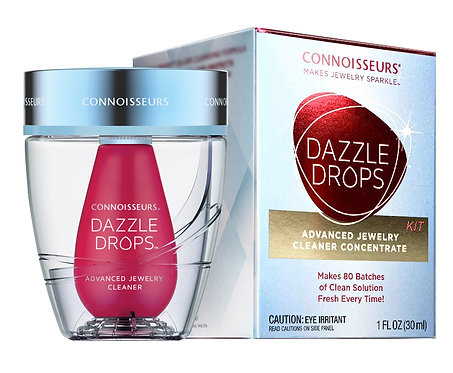 #1060 Dazzle Drops Advanced Jewelry Cleaner Concentrate 12 Pack