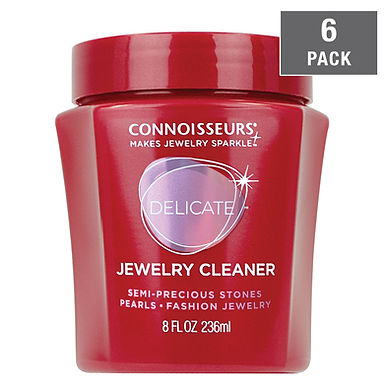Delicate Jewelry Cleaner - 6 Pack
