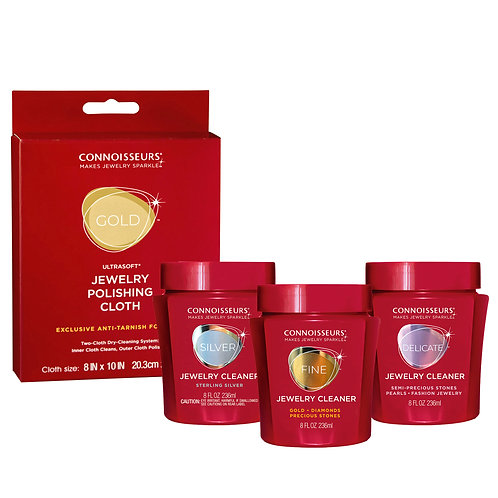 Be Dazzling Do-it-All Jewelry Cleaning Collection