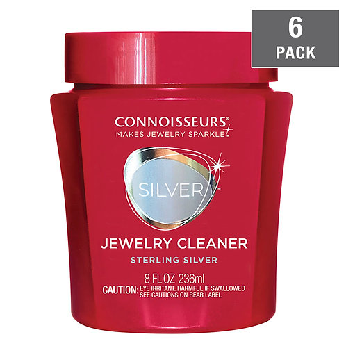 Silver Jewelry Cleaner - 6 Pack