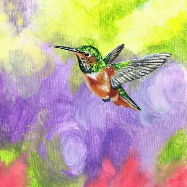 Hummingbird - Humming Away