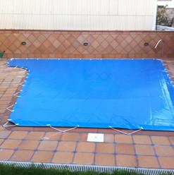 Funda de piscina