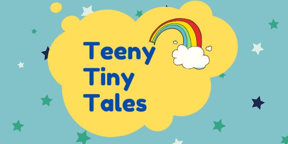 Teeny Tiny Tales - Ages 0-3