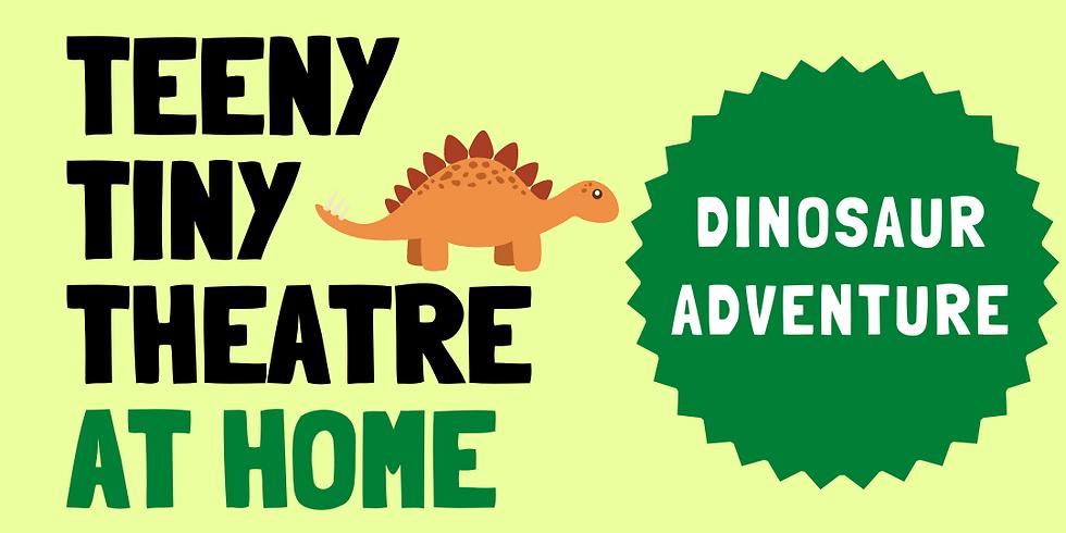 Creative Play: Dinosaur Adventure Thursday