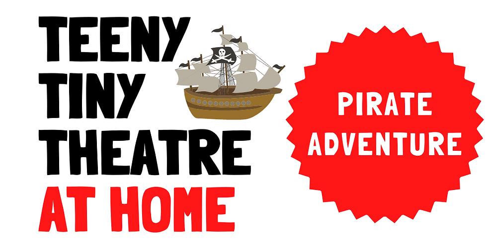 FREE Creative Play: Pirate Adventure