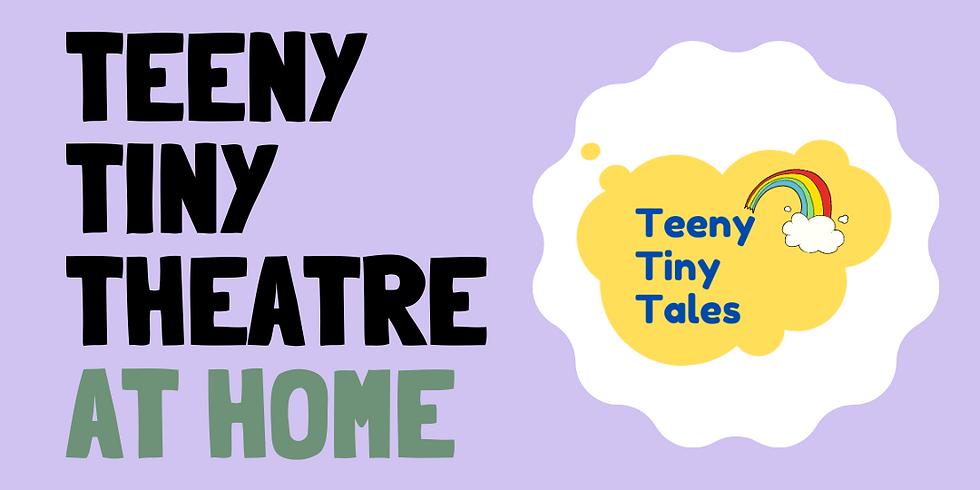 Teeny Tiny Tales at Home - Safari
