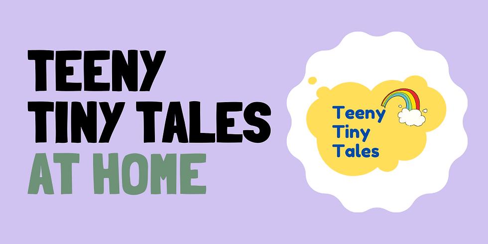 Teeny Tiny Tales at Home - Tropical Islands