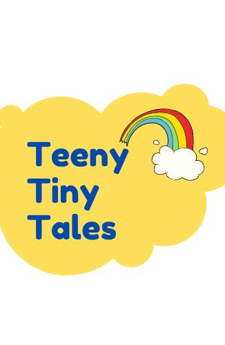 Teeny Tiny Tales logo