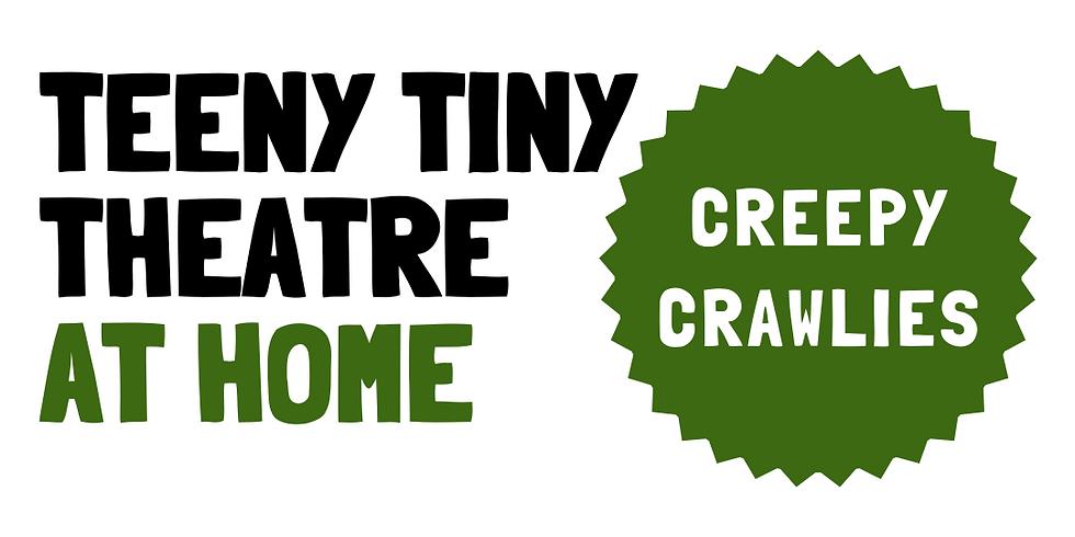 FREE Virtual Creative Play: Creepy Crawlies