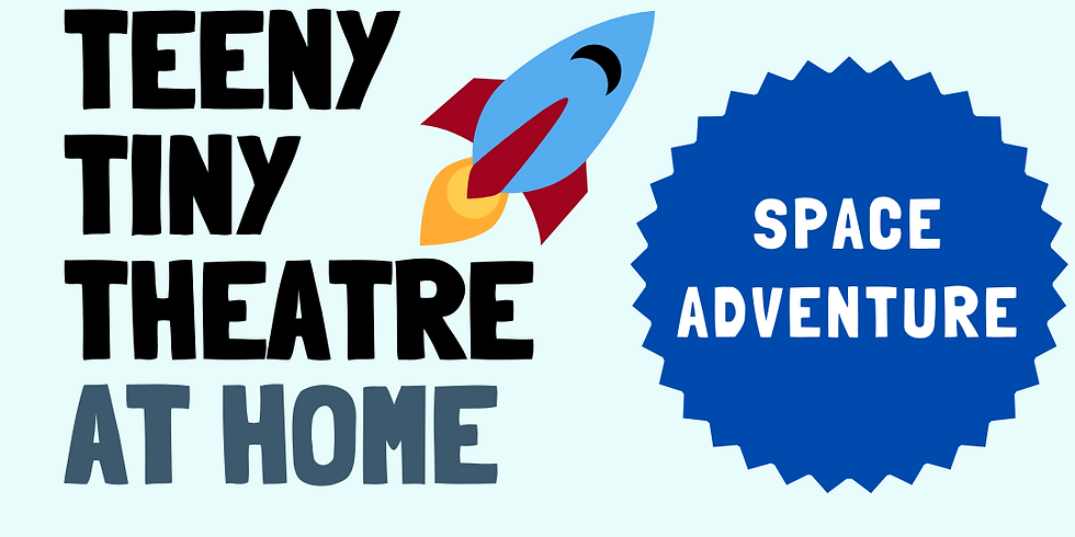 Creative Play: Space Adventure Friday