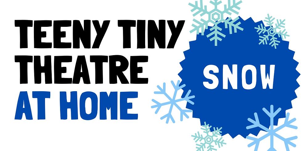 FREE Virtual Creative Play: Snow