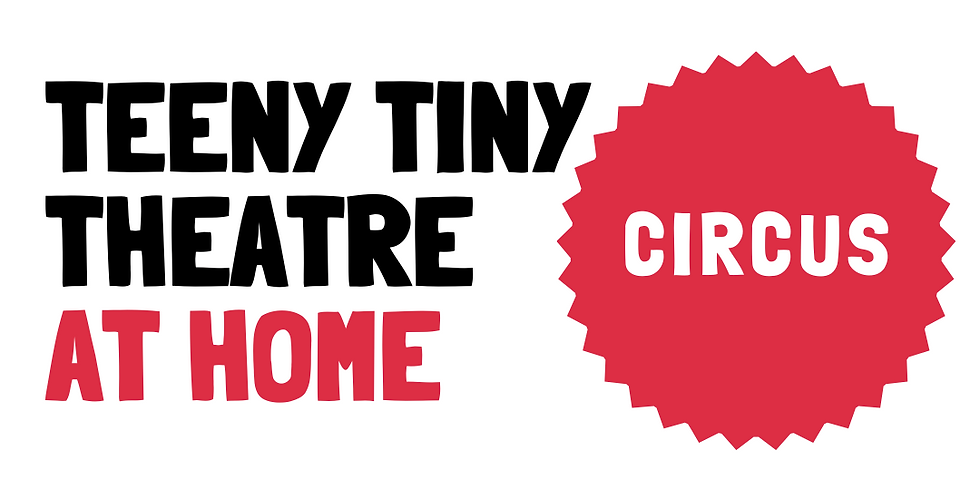 FREE Virtual Creative Play: Circus