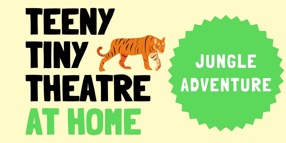 Creative Play: Jungle Adventure Thursday
