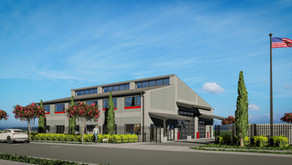 Groundbreaking: Hinkley Building