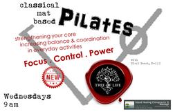 Mat Based Pilates