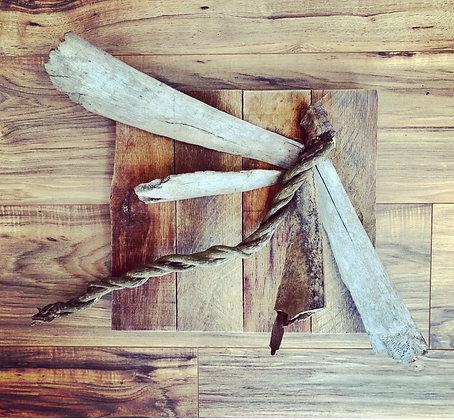 Driftwood Art: Ascent Dragonfly
