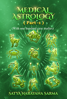 Medical Astrology - Part 1