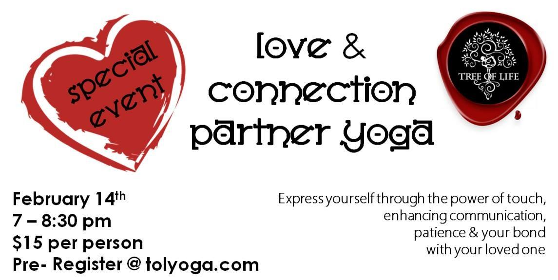 Partner Yoga Classes