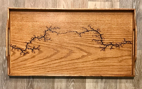 Serving Tray/Coffee Table Tray: The Creation