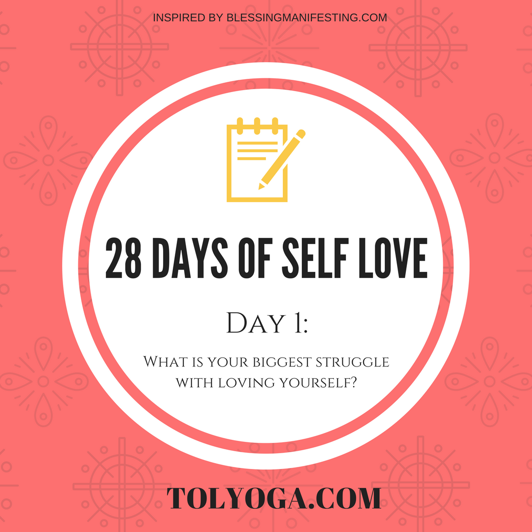 Self Love Prompts
