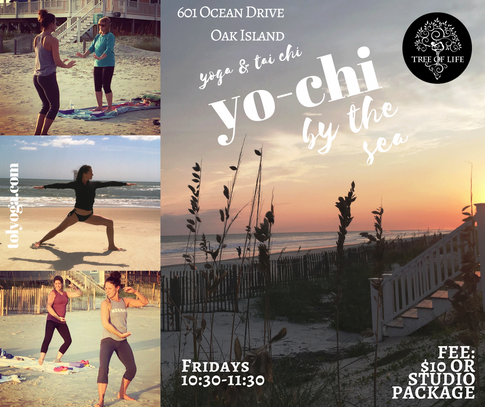 Yo Chi by the Sea (all levels)