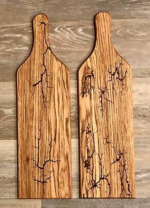 Serving Boards: Oak