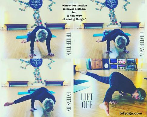 Vinyasa Yoga (level 2)