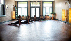 Group Yoga Classes for All Levels