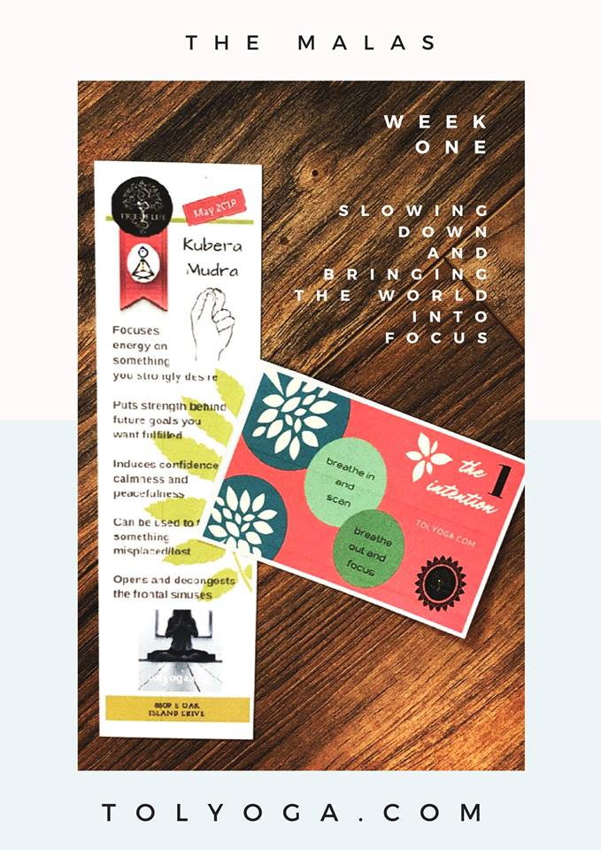 Mudra Bookmark May 2018