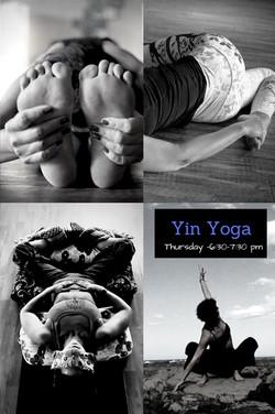 Yin Yoga (all levels)