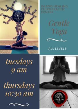 Gentle Yoga (all Levels)