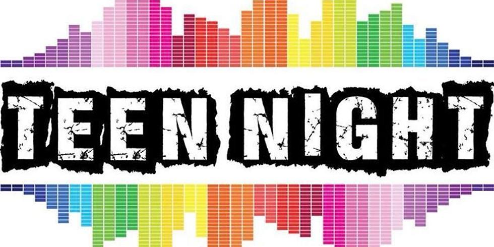 Teen Night - Halloween Fun