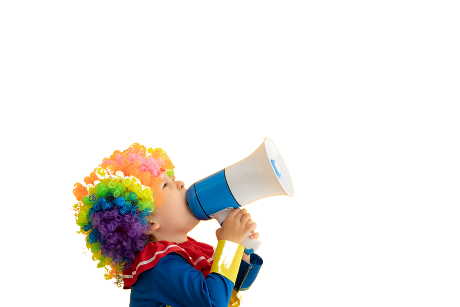Funny%20kid%20clown%20shouting%20by%20lo