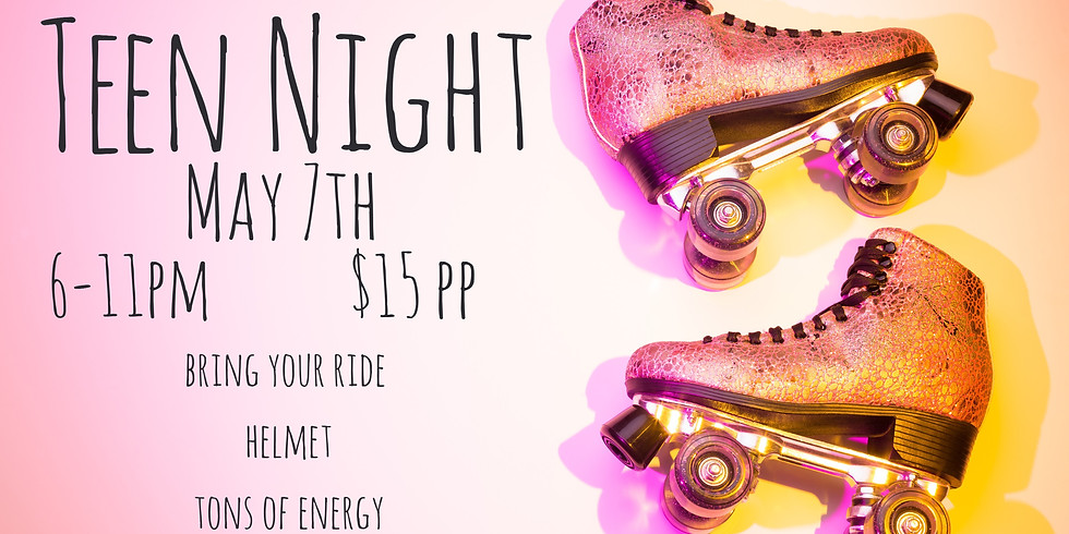 Teen Night - 90s Skate Party