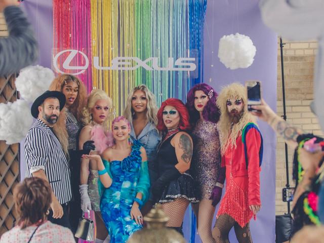 LEXUS + FOX Theatre Pride Event