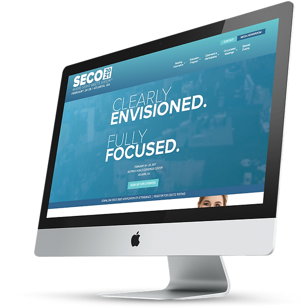 SECO 2021 Website